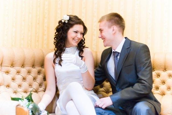Фото - Счастливая пара — Зоя и Евгений