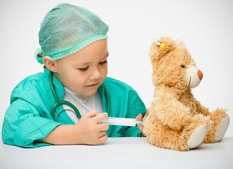 Фото - Прививки детям: за и против