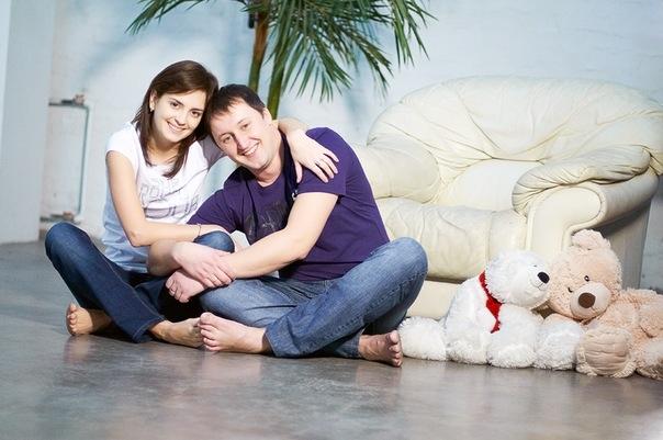 Фото - Счастливая пара — Анна и Сергей