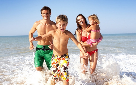 Фото - Пляжный отдых с ребенком: расставляем приоритеты