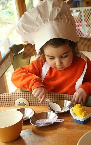 Фото - Маленький ребенок — на кухне! SOS!