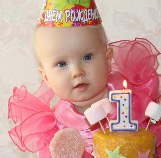 Фото - Годик ребенку: как, где, по какому сценарию отметить первый день рождения?