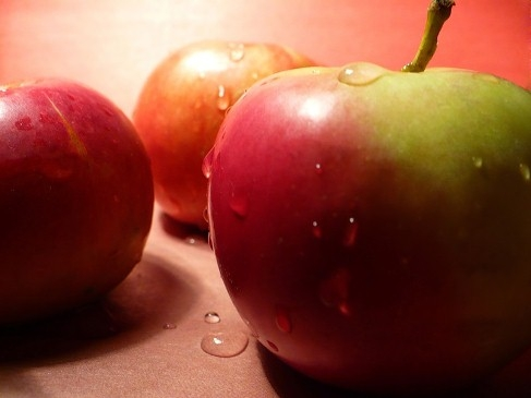 Фото - Аллергия на яблоки у детей