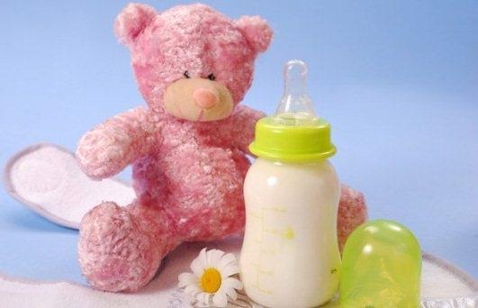Фото - Смеси для искусственного вскармливания детей