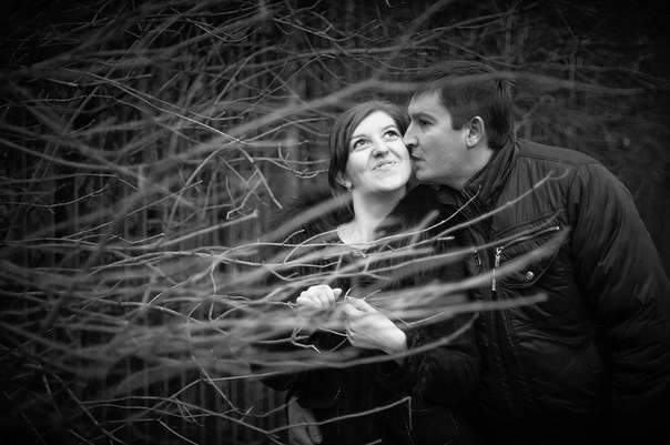 Фото - Счастливая пара — Андрей и Ирина