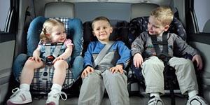 Фото - Ребенок в автомобиле — основные правила защиты