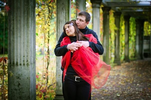 Фото - Счастливая пара — Алена и Сергей