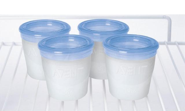 Фото - Как хранить сцеженное грудное молоко?