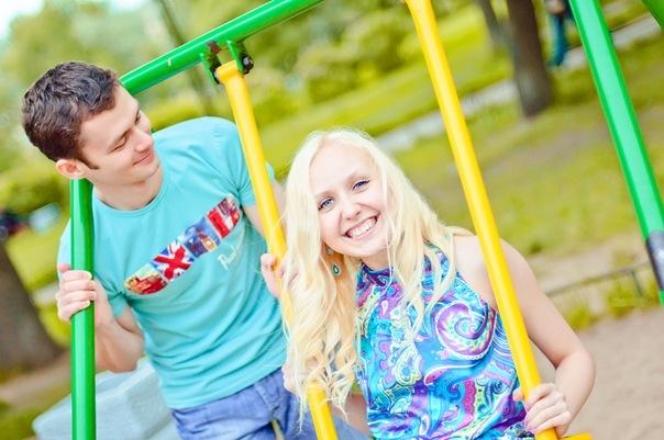 Фото - Счастливая пара — Анна и Александр