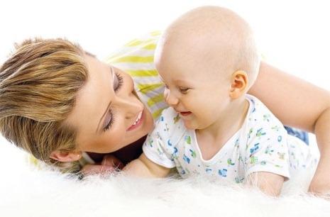 Фото - Эмоциональный контакт с ребенком