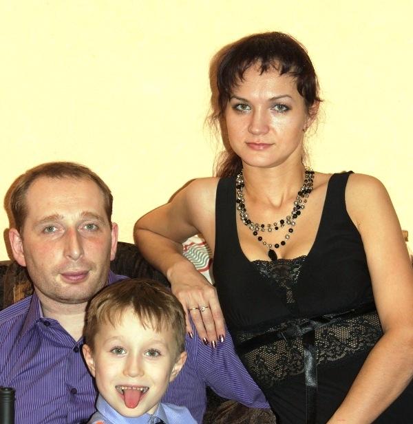 Фото - Счастливая пара — Олеся и Сергей