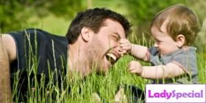 Фото - Роль отца в воспитании детей
